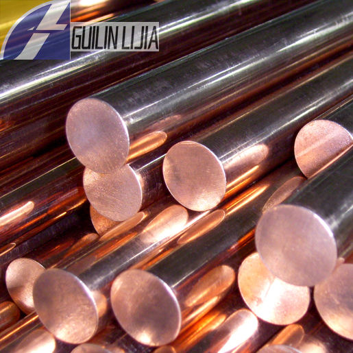 High Elasticity hot sale copper round bar copper rod