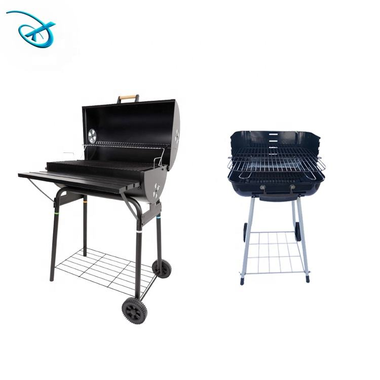 Camping en plein air barbecue barbecue fumeur charbon partie four