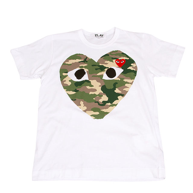 Secondhand Clothing CDG PLAY COMME des GARCONS