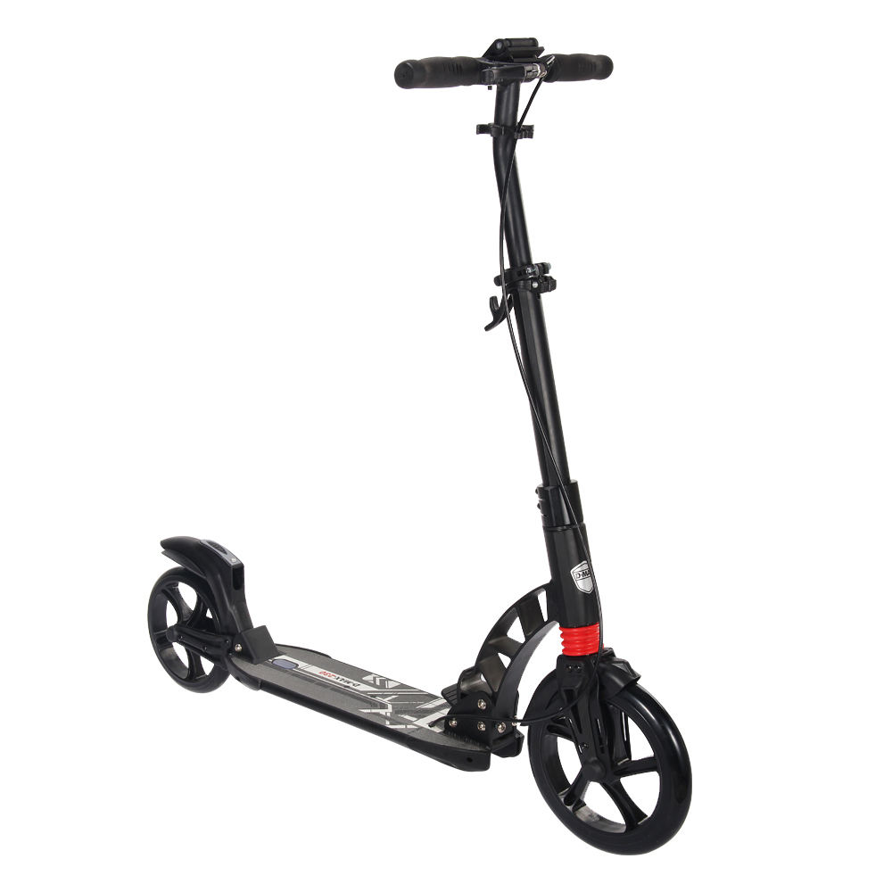 new big wheels town 9 kick scooter for adult cheap sale