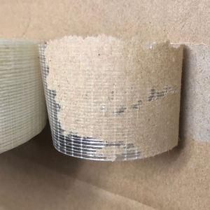 25mm Fiberglass Filament Tape for Holding Bi- Directional Filament Tape Fiberglass Fish Tape