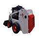 China Mini Wheel Skid Steer Loader Attachments Skid Steer