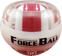 LED fitness force trainer autostart wrist power gyro ball