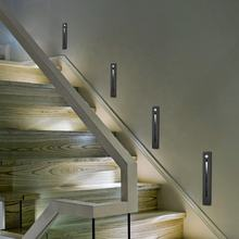 Motion Sensor Recessed Stair Light Staircase Step Wall lights