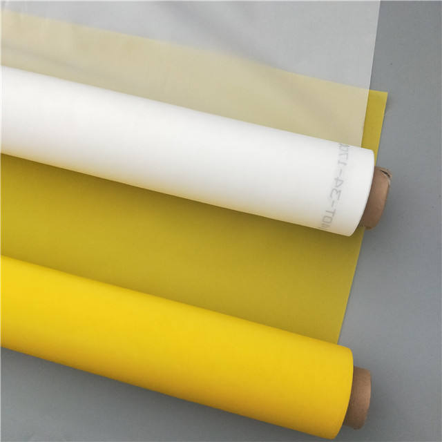165- 420 polyester nylon silkscreen /screen printing mesh bolting cloth for printing