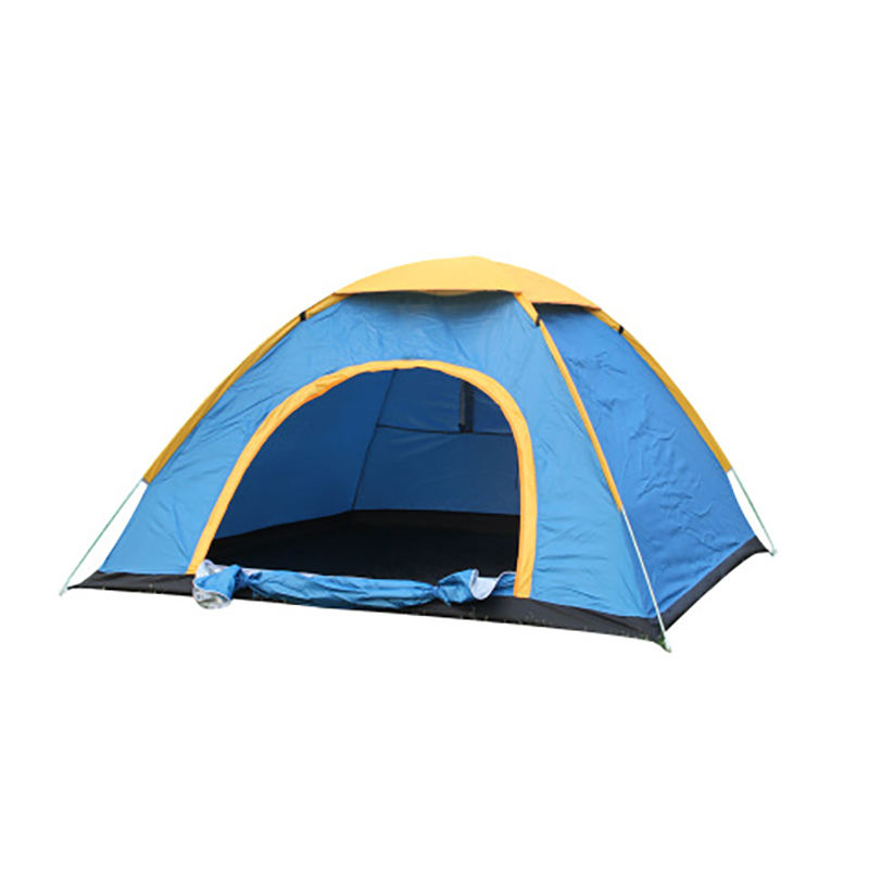 waterproof 6 person automatic tents camping outdoor family