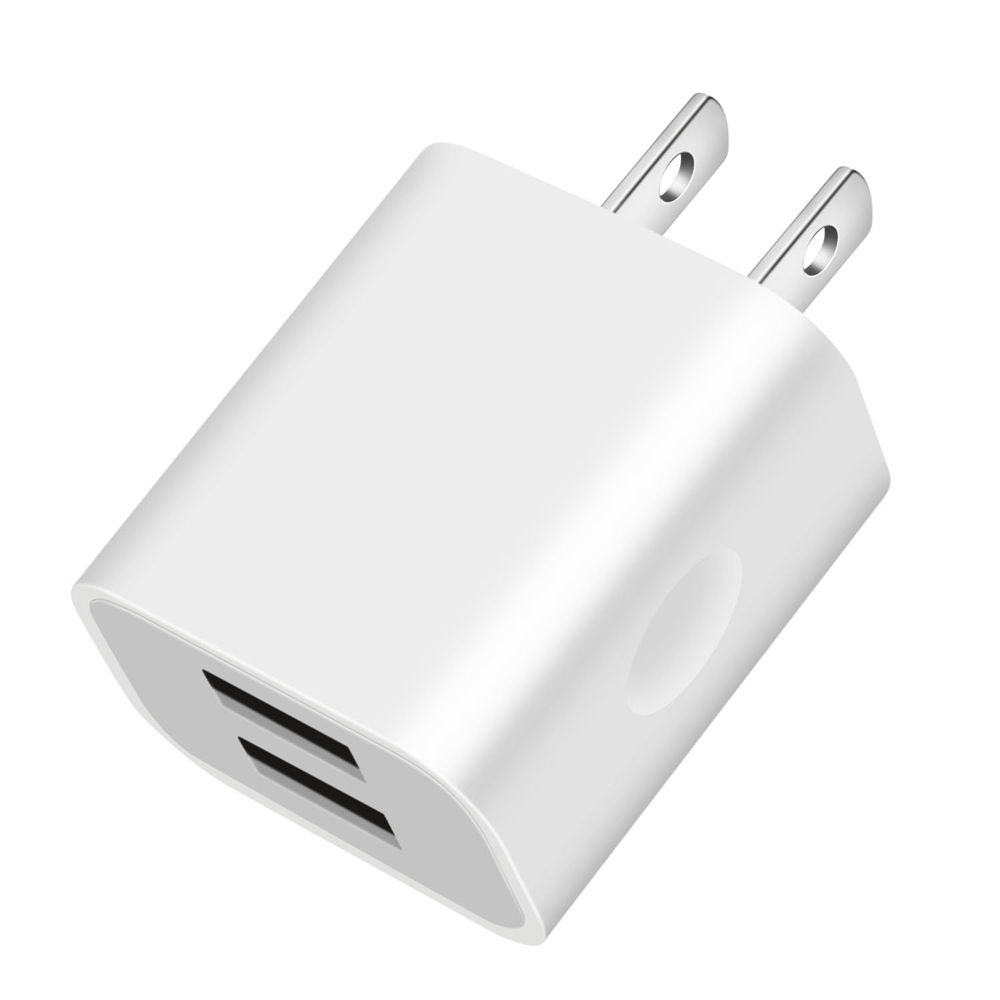 New Products Universal 2.1a Small Fast Selling Items Travel Wall Charger 2 Usb Port Home Charger With CE FCC Rosh Certificate