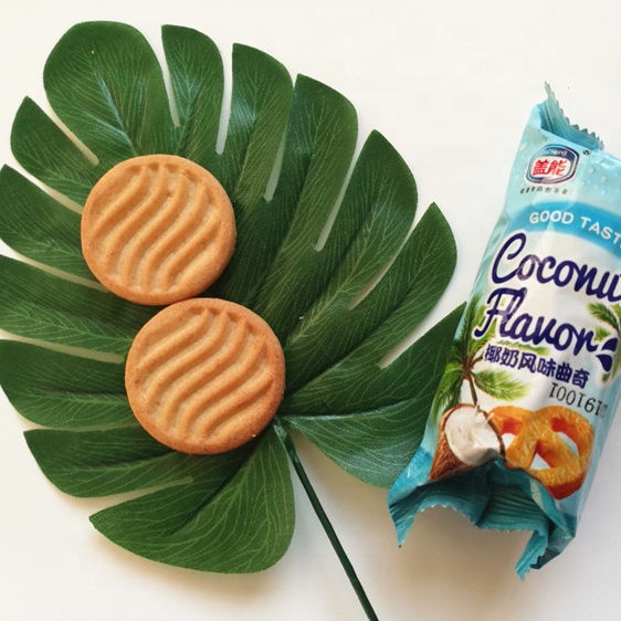 Hot selling Fruit flavored bulk Cookies and Biscuits in China