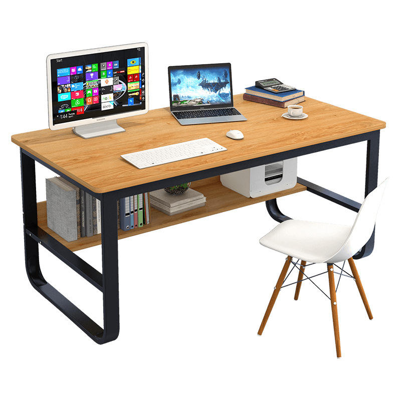 High quality modern office desk wood desktop computer table