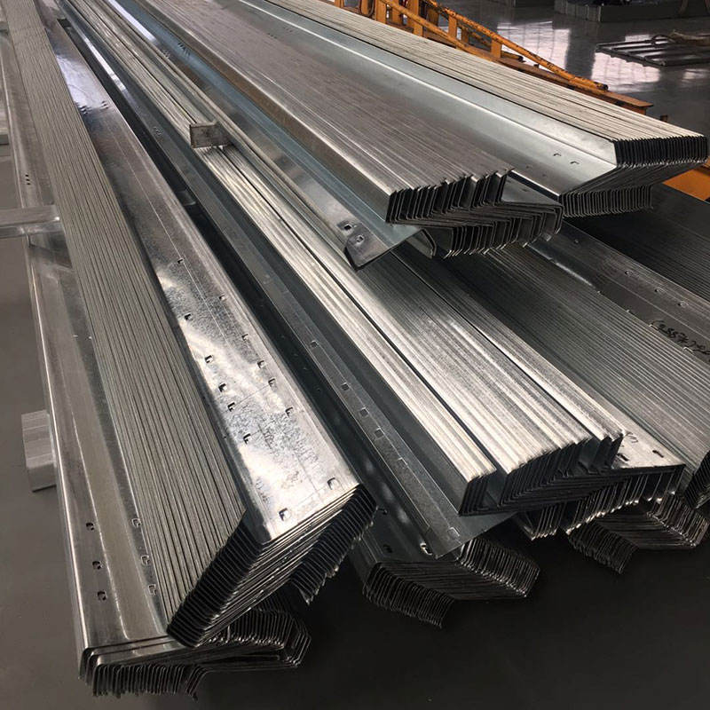 China factory cold bending structural steel channel Z purlin dimensions