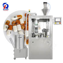 NJP-1200C industrial-scale automatic Pharmaceutical drug capsules making hard Gelatin Capsule Filling Machine