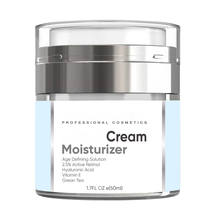 OEM Natural Anti Aging Moisturizing Hyaluronic Acid Cream Repair Night cream