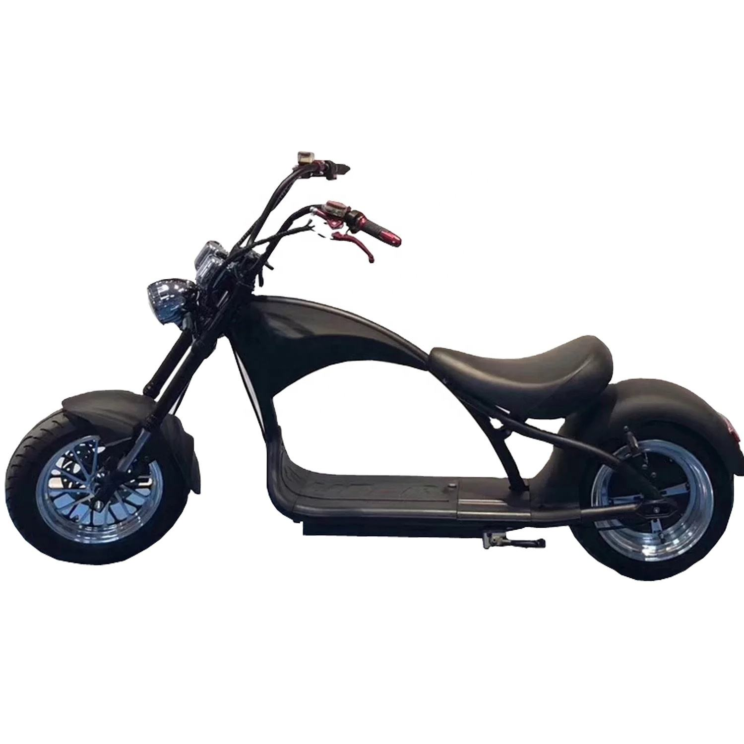 EEC COC 2000W Electric Scooter Citycoco 80KM range citicoco chopper chinese prices
