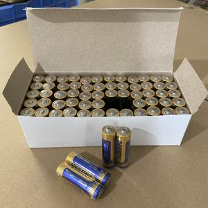 Hot selling OEM Factory price size aa/lr6/am3 1.5v dry alkaline battery dry battery