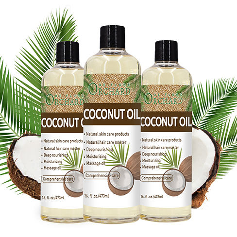 Good quality Skin Massage Sesa Oil Hair Organic Fractionated Coconut Oil For Skin Moisturizing