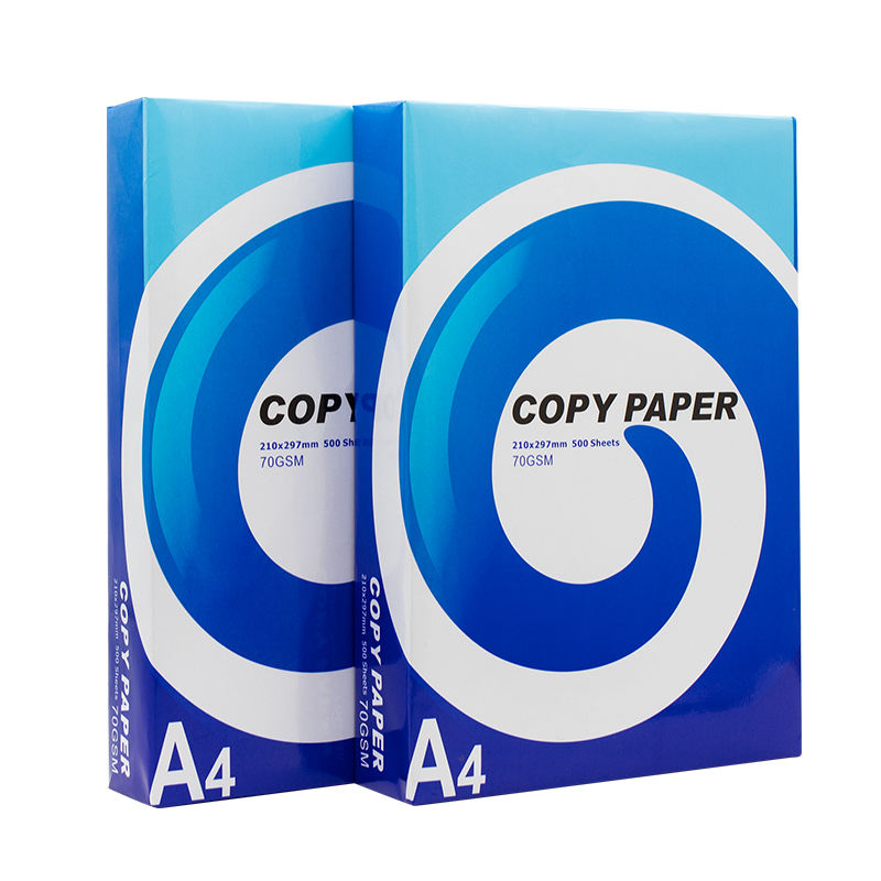 Guangdong Lower Price Letter Size 80G Copier Paper 80GSM Ream Printer A4 Copy Paper in China Copy Paper