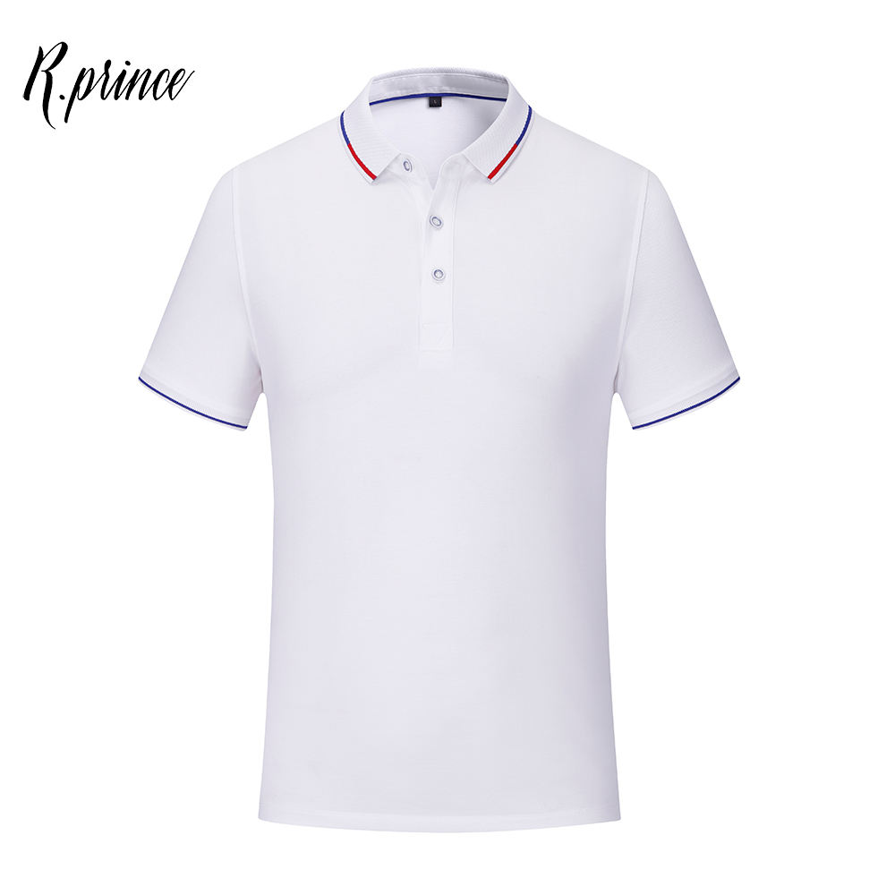 Drum Fashion Smart Casual Polo Shirt All Colors High Quality T-Shirt Men's Personalized Embroidery Logo Plain Cotton/Silk Polo