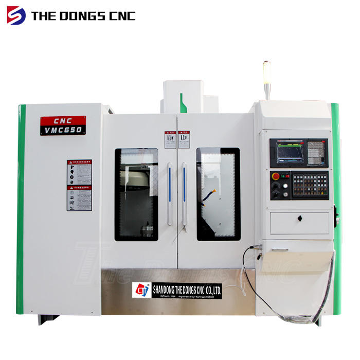 Hot Machine Type China Geavanceerde 3 axis verticale cnc-bewerkingscentrum