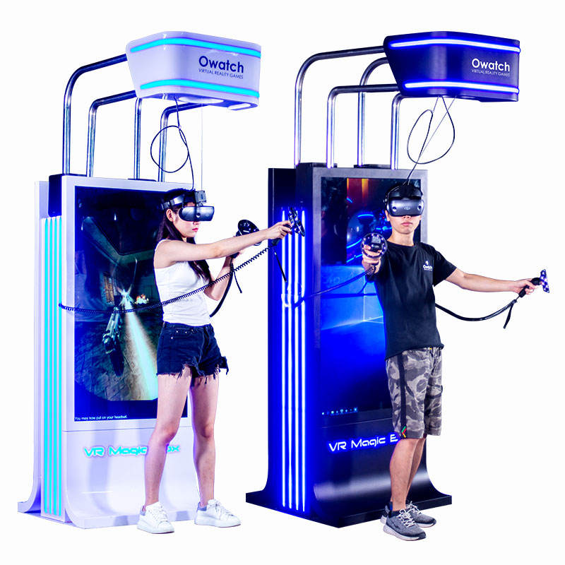 2020 Hot Sale 1 players 9D VR / Virtual Reality 9D Cinema Simulator 9d VR Headset Motion Ride