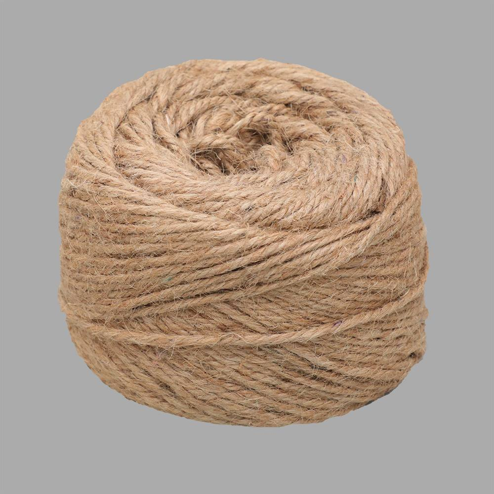 Bulk 8mm Jute Sisal Natural Hemp Manila Rope