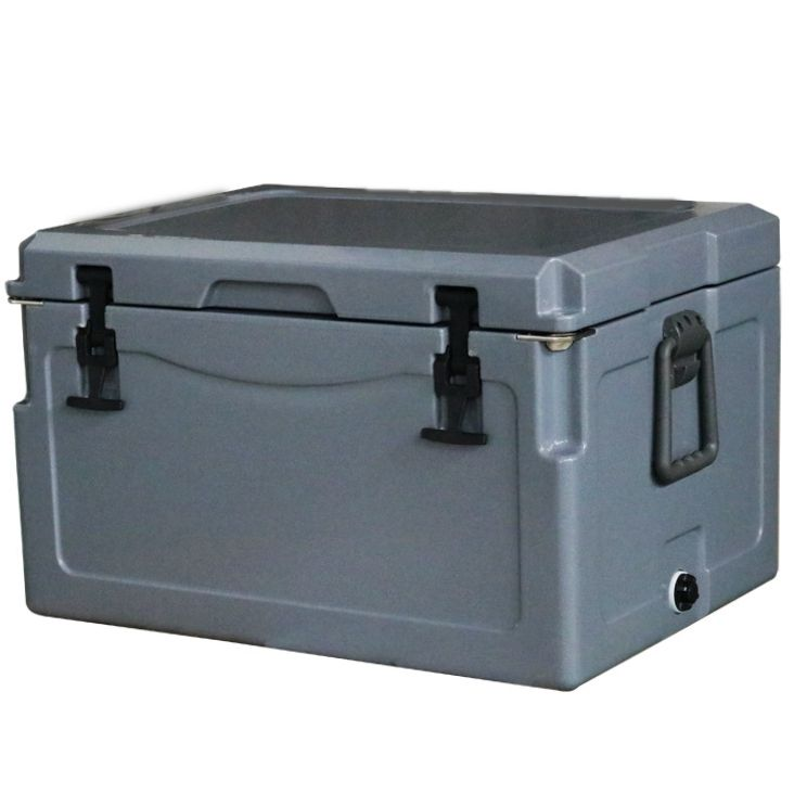 Leak-proof seat box fishing multifunction cooler box