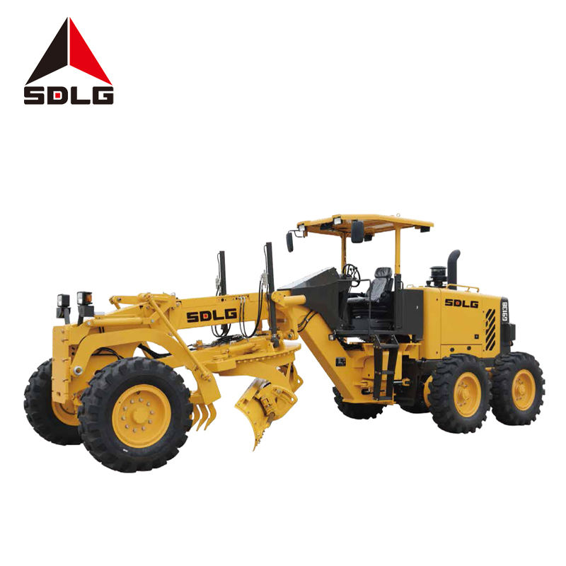 SDLG moto grader G9138 new condition from china with weichai engine and YD13 gearbox for sale