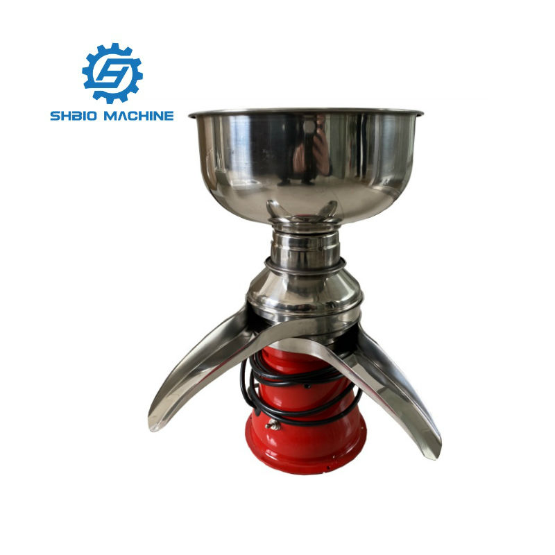 Milk cream electric centrifugal separator with 304 stainless steel