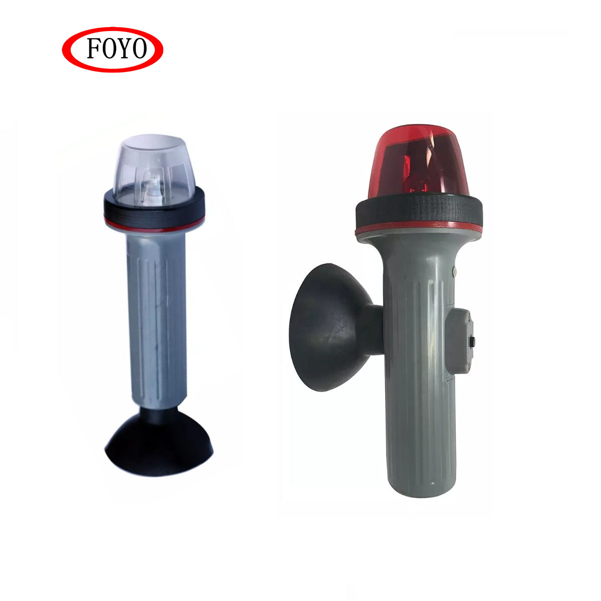 Foyo New Arrival Boat Lamps Accessories suction cup mount Portable Stern Lights LED All Round Lamp