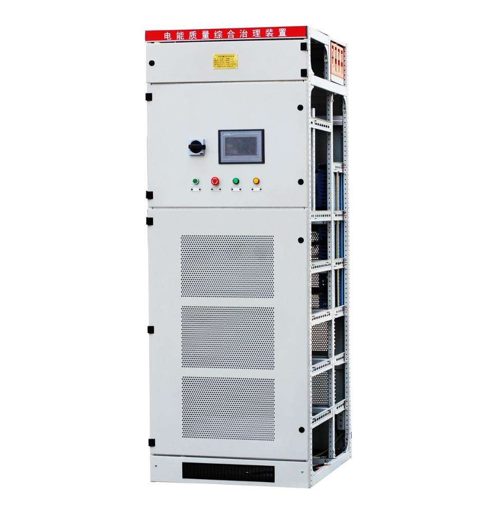 400V intelligent harmonic filter of electrical control panel