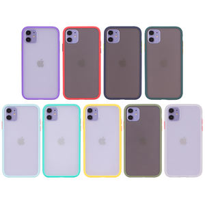quality phone case for iphone accessories for iphone 11 case shockproof matte clear pc tpu protective cover for iphone x xs/xs