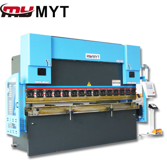 High Configuration China Leading Brand CNC Press Brake Bending Machine with DA66T Delem Controller