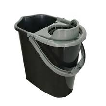 Factory Price Household 2468 10Ltr Plastic Mop Bucket With Wringer