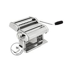 Manual Stainless Steel Pasta Maker Making Machine for Home Kitchen