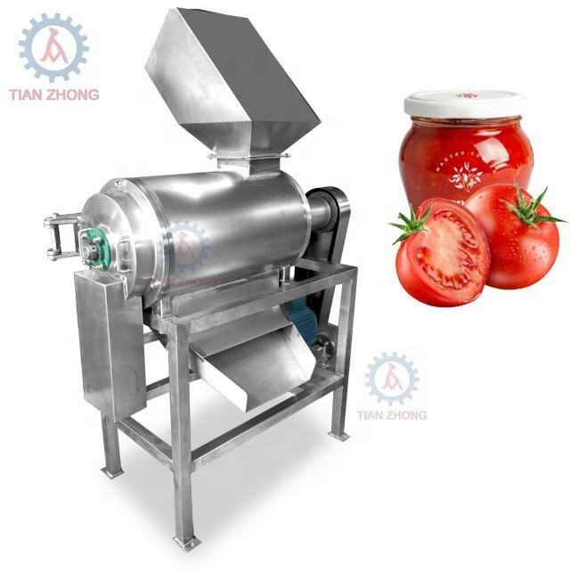 Date Palm Processing Machinery Steel Tomato Making Machines