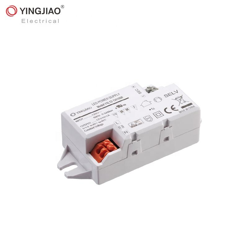 Yingjiao Smart Light Voeding Led Constante Stroom Driver Dimbaar 0-10V Dimmen Led Driver 350mA 500mA 700mA