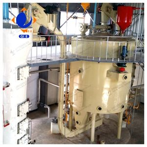 Crude soybean/sunflower oil solvent extraction plant machine and cooking oil manufacturing machine