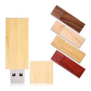 New High Speed custom LOGO 16GB 64 GB 32Gb USB 3.0 Swivel Wooden Flash Drives pendrive memory stick