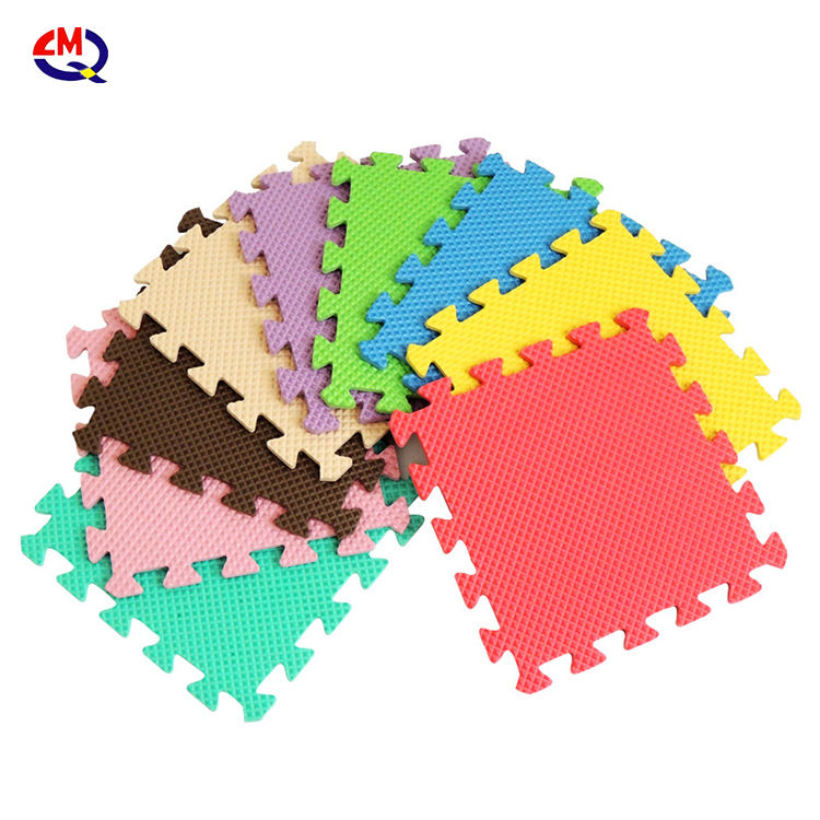 Waterproof baby play mat EVA foam material new design eco-friendly kids puzzle mat