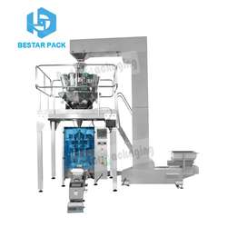 Automatic biscuit packaging machine grain packing machine