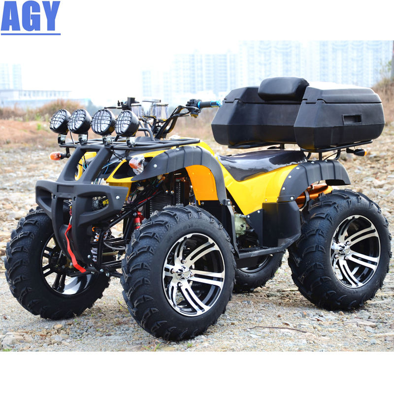 AGY argo 300cc atv street legal vier wheeler