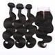 China Factory Supply Unprocessed 100% Cheap Hot Sale Wholesale Virgin Human Hair 3 Bundles with Lace Frontal