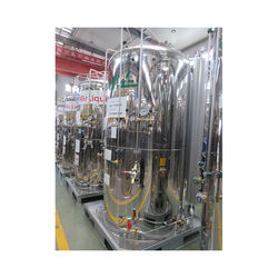 New Product 2020 GB&ASME  Standard 2000L 1.6Mpa LO2 LN2 LAR LNG with Online support