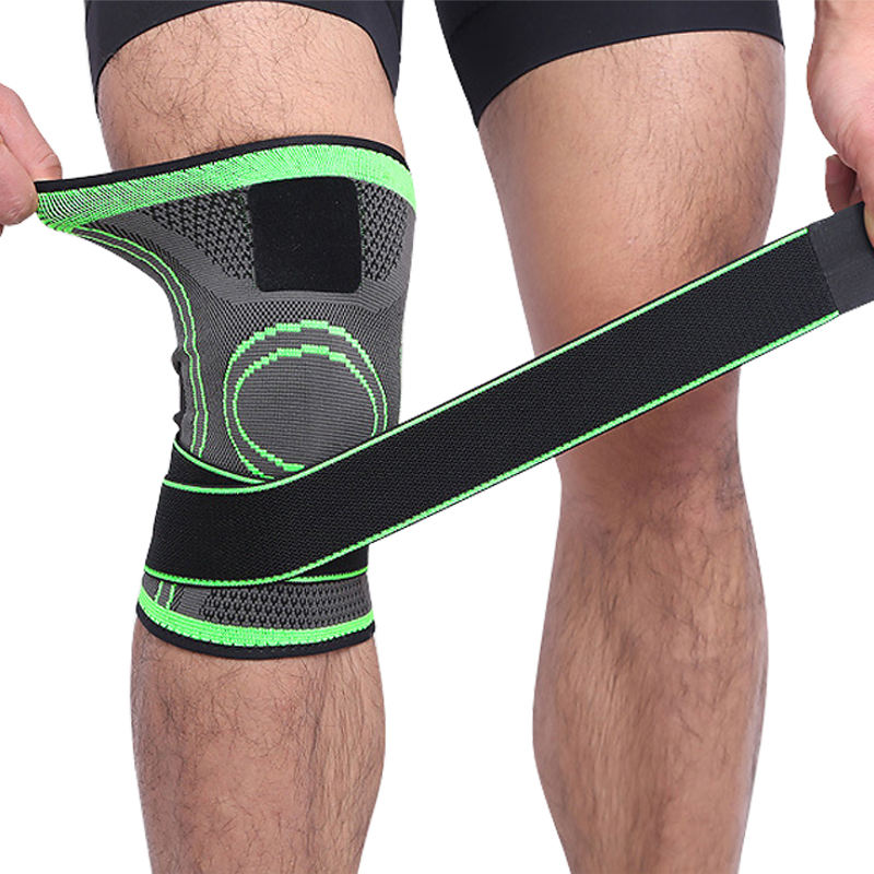 cycling basketball elastic motorcycle guard elastic pad set sleeve elastic brace knee support