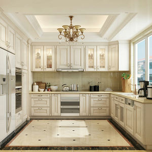 American Kitchens Color Ideas Solid Wood Shaker Kitchen Cabinet Trends 2020
