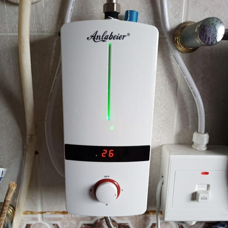 electric water heater shower electric instant water boiler