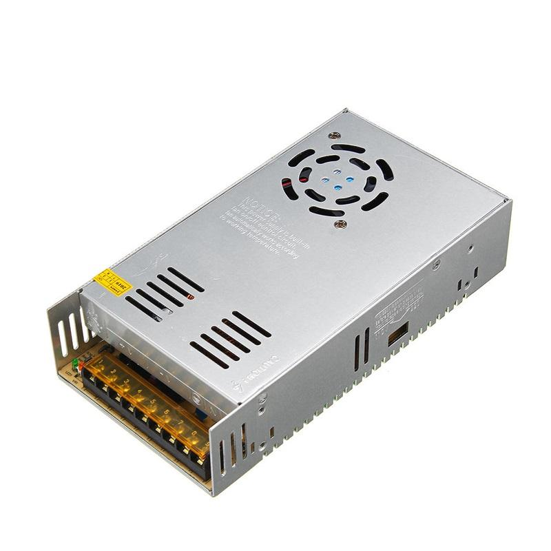 Enclosed Type 348W 15V 23.2A NES-350-15 Meanwell AC-DC Single Output NES-350 Series MEAN WELL Switching Power Supply