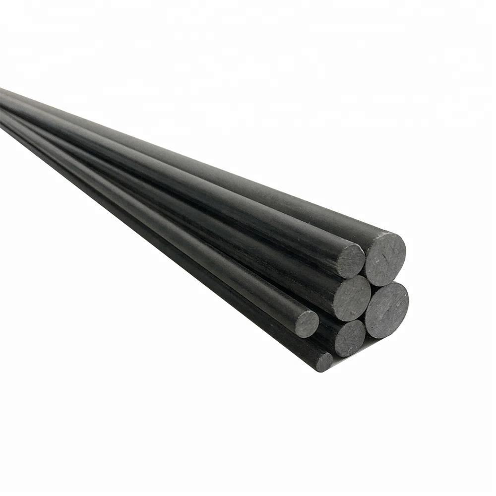 FRP GRP pultruded profile/flexible fiberglass rod for sale