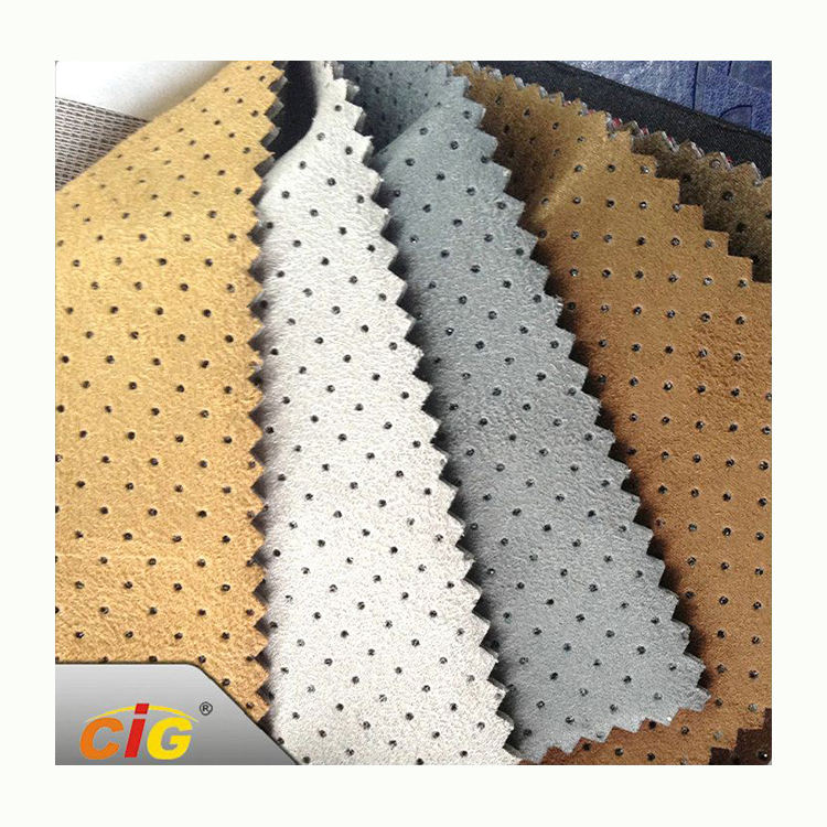 Manufacturer Supply Good Feedback suede / wholesale fabric
