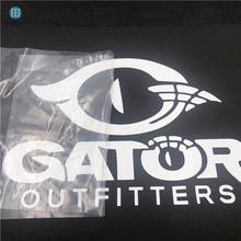 High Quality Outdoor Window Logo Custom Vinyl Car Decal Transfer Sticker