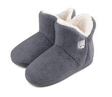 Cheap Winter  indoor shoes boots OEM Slipper Women Warm Plush Slipper Boots Cozy Wool Indoor Outdoor Home Shoes